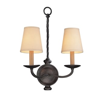 Troy Lighting Alexander 2-light Wall Sconce