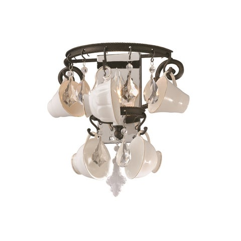 Troy Lighting Barista 1-light Wall Sconce