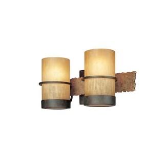 Troy Lighting Bamboo 2-light Bath Vanity