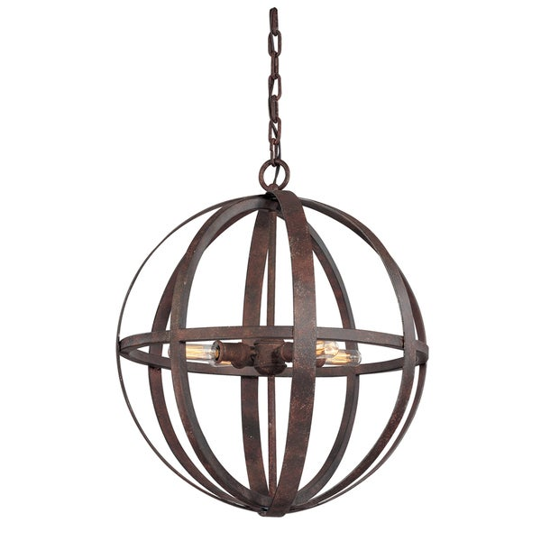 Troy Lighting Flatiron 4-light Pendant