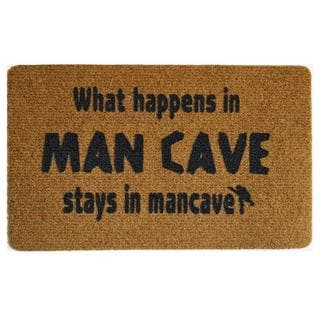 Man Cave Indoor Mat (1'6 x 2'3)
