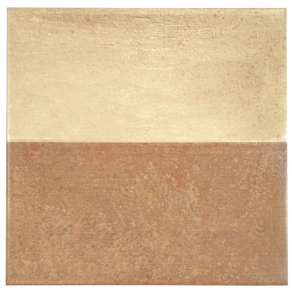 Somertile 8x8 Inch Civic Terracotta Ceramic Wall Tile