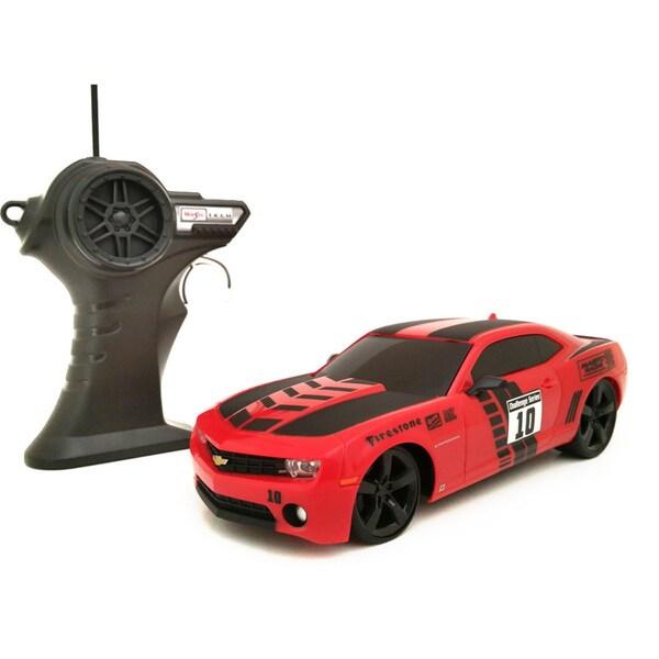 Maisto 1:24 Remote Control 2010 Chevrolet Camaro
