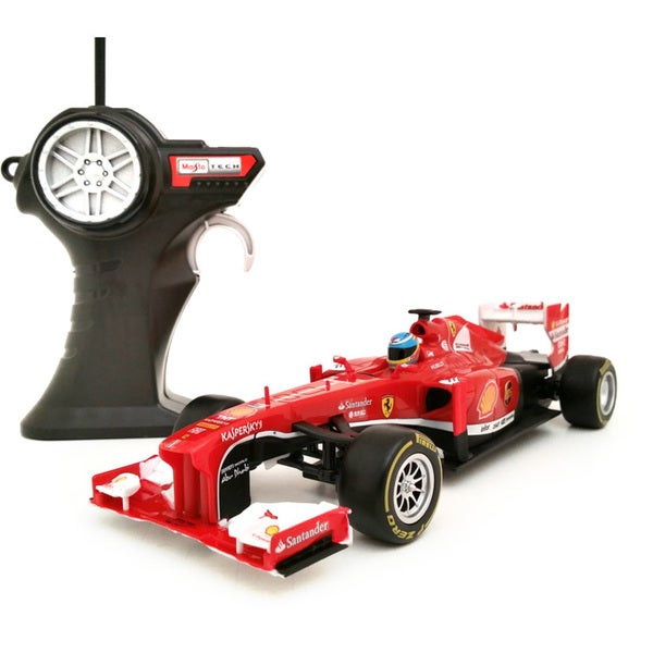 Maisto 1:24 Remote Control Formula One Ferrari F138