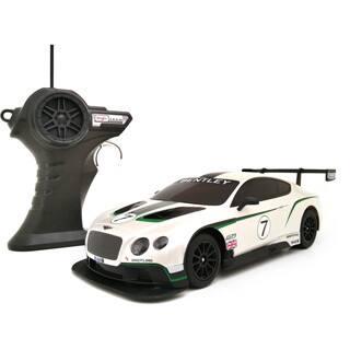 Maisto 1:24 Remote Control Bentley Continental GT3 Racing Car