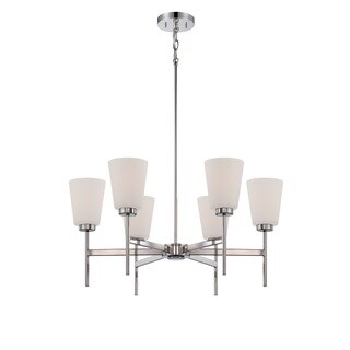 Nuvo Benson 6 Light Chandelier