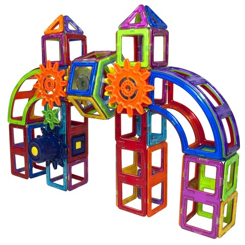 Magformers Magnets in Motion 83-piece Power Set