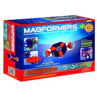 Magformers Magnets in Motion 27-piece Power Accessory Set