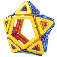 Magformers Rainbow 62-piece Set
