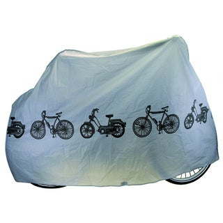 Ventura Grey PEVA Bicycle Cover