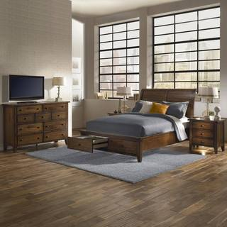 Camden 3-piece Storage Bedroom Set