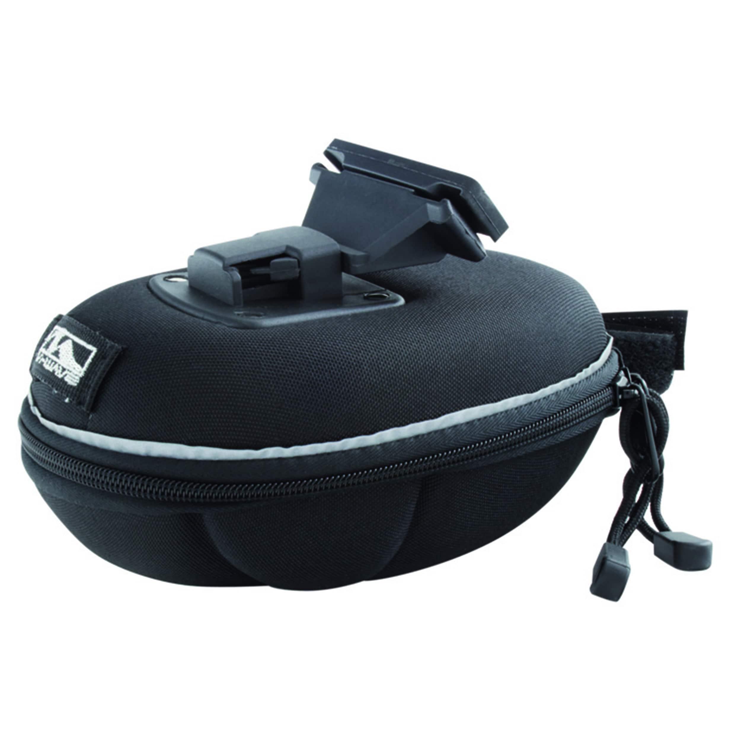 M-Wave Tilburg Hard Bag (Black)