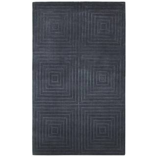 Couristan Matrix Abyss Plum Area Rug - 8' x10'