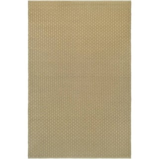 Hand-woven Couristan Grand Cayman Pontoon Camel Rug (3' x 5')
