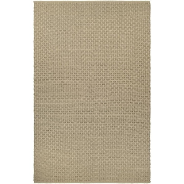 Shop Couristan Grand Cayman Pontoon Light Cocoa Indoor Outdoor Rug