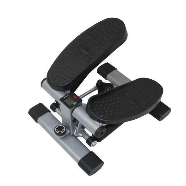 Sunny Health & Fitness SF-S1402 Dual Action Swivel Stepper