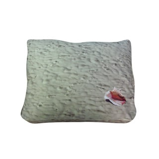 Dogzzzz Beach Sand Rectangular Dog Bed