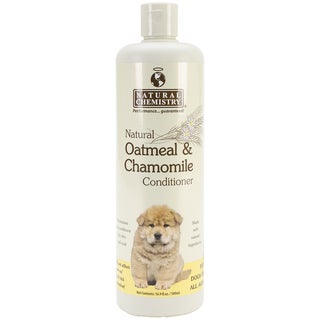 Natural Oatmeal & Chamomile Conditioner 16.9oz
