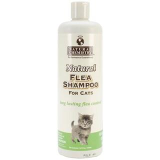 Natural Flea Shampoo For Cats 16.9oz