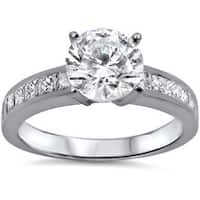 Noori 18k White Gold 1 1/6ct TDW Certified Diamond Engagement Ring