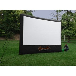 Open Air Cinema 16 x 9-feet Inflatable Home Screen
