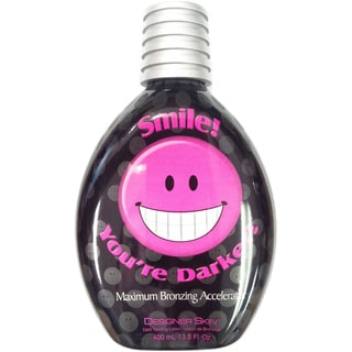 Designer Skin Smile You're Darker 13.5-ounce Tanning Lotion