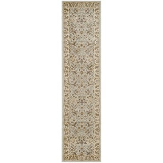 Safavieh Florenteen Grey/ Ivory Rug (2' x 6')