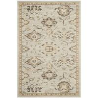 Safavieh Florenteen Grey/ Ivory Rug (3' x 5')