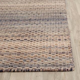 Safavieh Handmade Himalaya Grey Wool Rug (3' x 5')