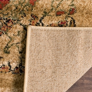 Safavieh Lyndhurst Traditional Paisley Beige/ Multi Rug (10' x 14')
