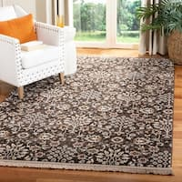 "Safavieh Serenity Brown/ Cream Rug - 8'-6"" X 12'"