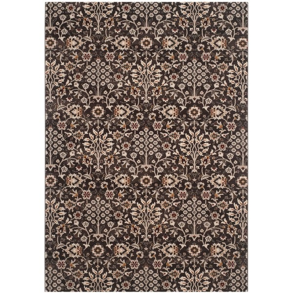 Safavieh Serenity Brown/ Cream Rug - 8'6 x 12'