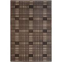 Safavieh Paradise Modern Brown Viscose Rug - 8' x 11'2
