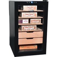 CC-280E 400-count Cigar Cooler