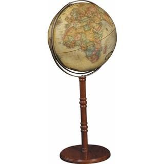 Commander II Floor World Globe
