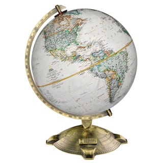 Allanson National Geographic World Globe