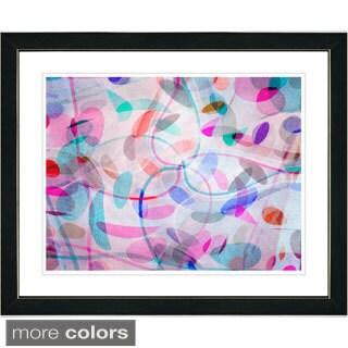 Studio Works Modern 'Screwed Moves' Framed Fine Art Print (More options available)