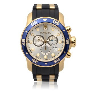 Invicta Men's 17880 Pro Diver Chronograph Quartz Watch