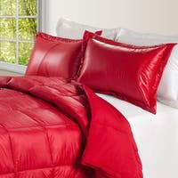 Ultralite High Loft Down Indoor/ Outdoor Water Resistant Comforter