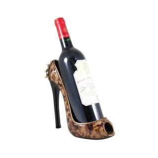 Jacki Design Trendy Camouflage Shoe Wine Bottle Holder