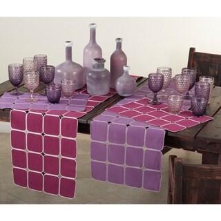 Square Tile Design Placemat (set of 4)