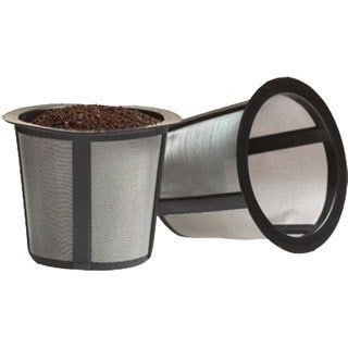 As Seen On TV K-Cup Replacement Coffee Filters (Set of 2)