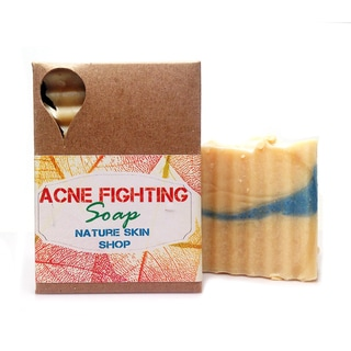 Multi-herb Soap For Oily and Acne-prone Skin