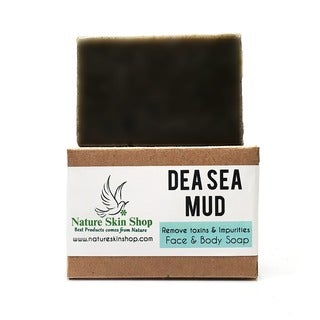 Dead Sea Mud Healing Bar for Face and Body