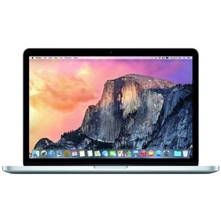 Apple Macbook Pro 13-inch Core i5, 2.4 GHz, 4GB-RAM, 500GB-HD Laptop Computer (Refurbished)