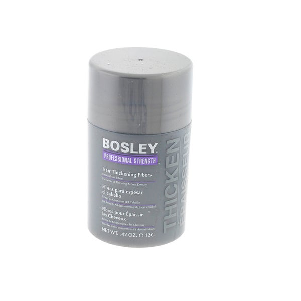 Bosley Hair Thickening 0.4-ounce Fibers