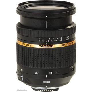 Tamron SP 17-50MM F/2.8 DI II for Pentax