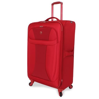 Wenger Lightweight Red 29-inch Upright Spinner Suitcase
