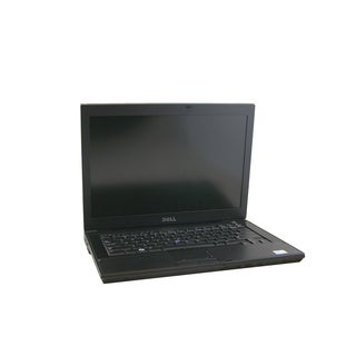 Dell Latitude E6400 Intel Core 2 Duo 2.4GHz CPU 4GB RAM 750GB HDD Windows 10 Home 14-inch Laptop (Re