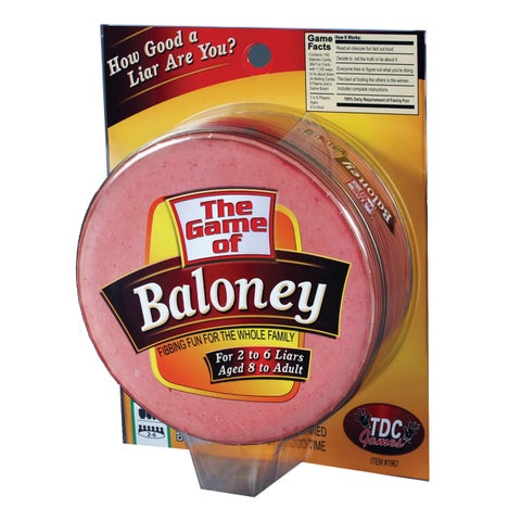 TDC Games The Game of Baloney